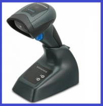 Сканер QuickScan QBT2131, Bluetooth, Kit, USB, Linear Imager, Black (Kit inc. Imager, Base Station and 90A052258 USB Cable.)