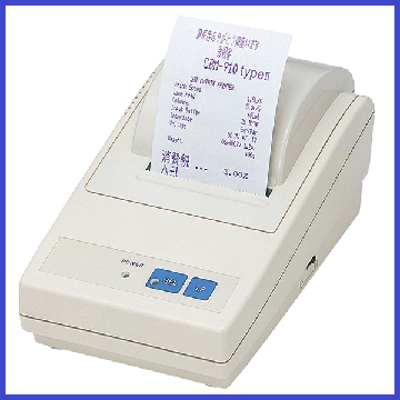 CBM-910II Dot matrix impact printer; Parallel; External 230V PSU; 24 col.; White Вид 1