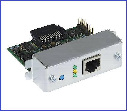 Ethernet interface for CT-S251 (IF2-ET01)