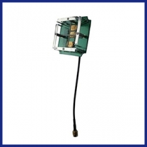 Frequency: 860MHz-960MHz, VSWR: ≤1.3:1, Gain: ›3 dBi,  Antenna Connector: SMA, Dimension: 61x61x16,3mm