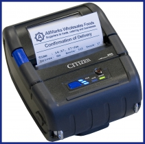 Мобильный принтер CMP-30 Mobile Printer [Standard (USB, Serial)]
